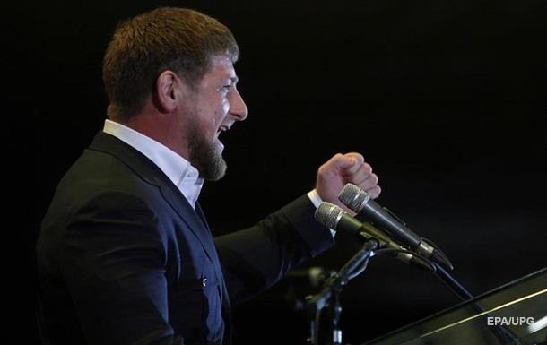 Кадиров пообіцяв посадити Трампа і Меркель у чеченську в язницю