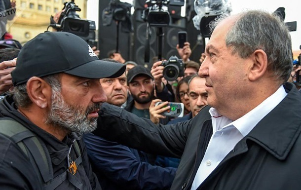 Лідер протестів у Вірменії назвав проблеми у відносинах з РФ