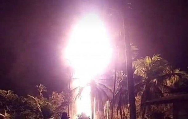 Пожар на скважине в Индонезии: десять погибших, 40 раненых