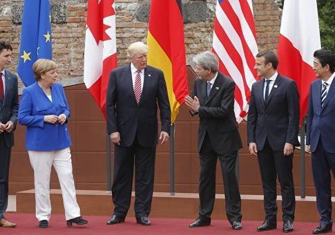 G7 готова ужесточить меры против РФ