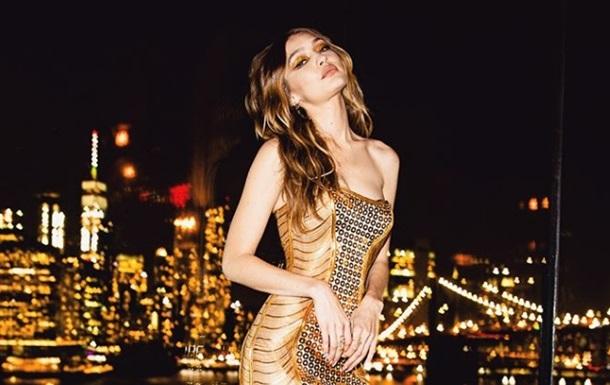 Откровенное платье Джиджи Хадид восхитило Сеть