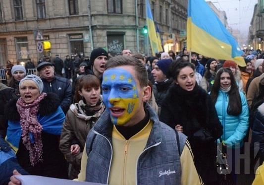 Майдан в свете геополитики