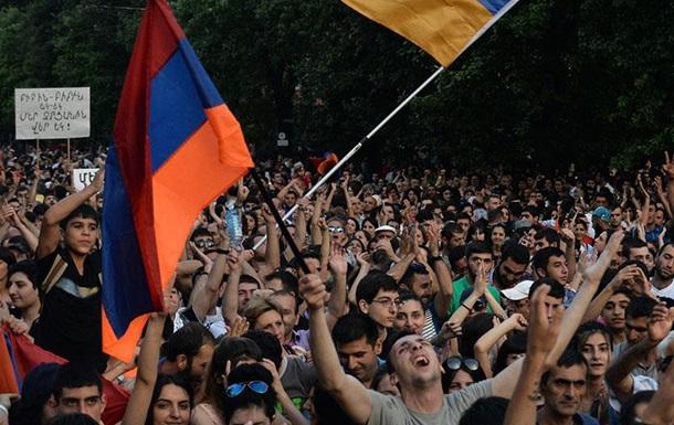 Цветная справедливость. Армения