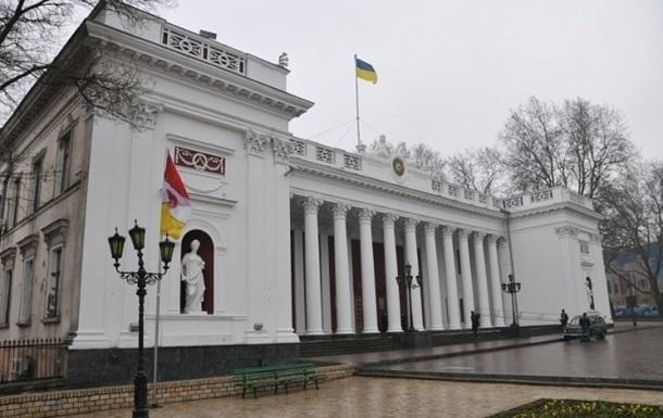 В Одессе впервые попробовали провести сессию горсовета на украинском