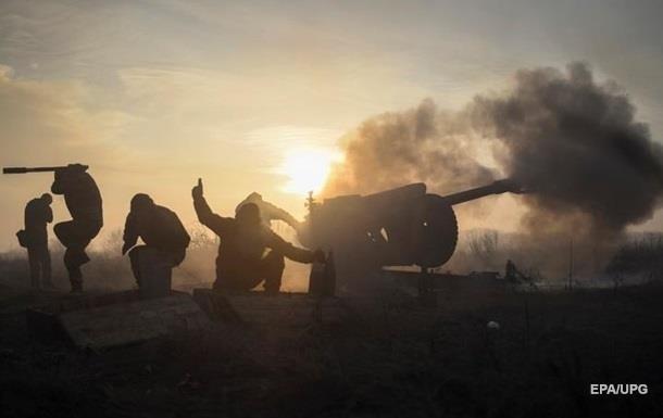 На Донбассе ранены пять бойцов – штаб