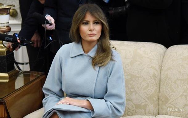 Воскова Меланія Трамп з явилася в нью-йоркській філії музею мадам Тюссо