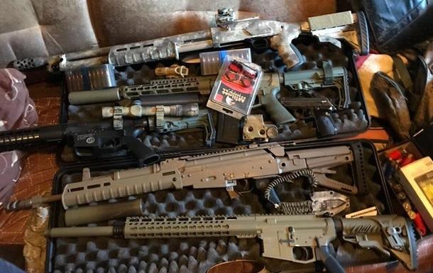 СБУ задержала в Одессе торговцев оружием