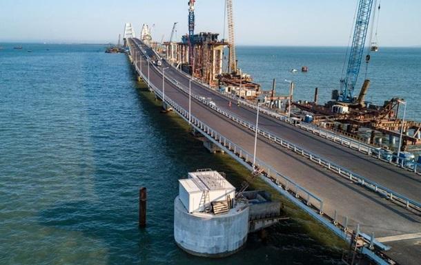 На Керченском мосту завершили укладку асфальта