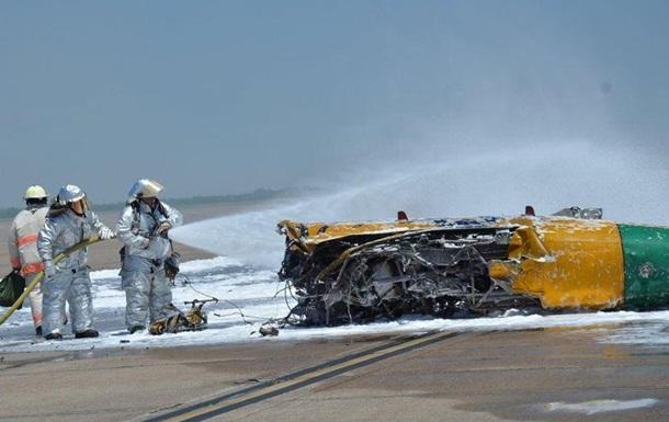 В США разбился самолет времен Второй мировой войны, есть жертвы