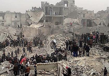 В Сирии завершилось сражение, длившееся пять лет