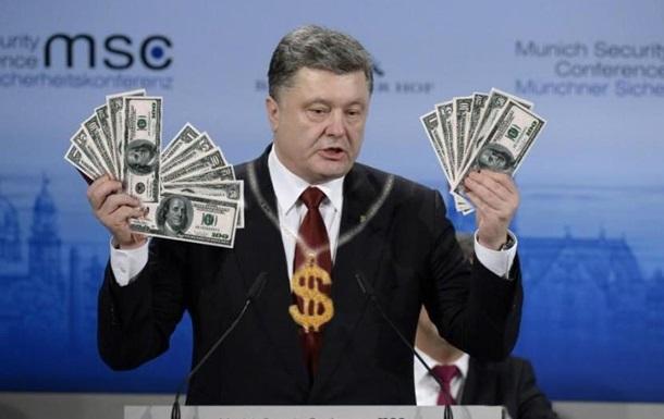 Порошенко - президент однодневка