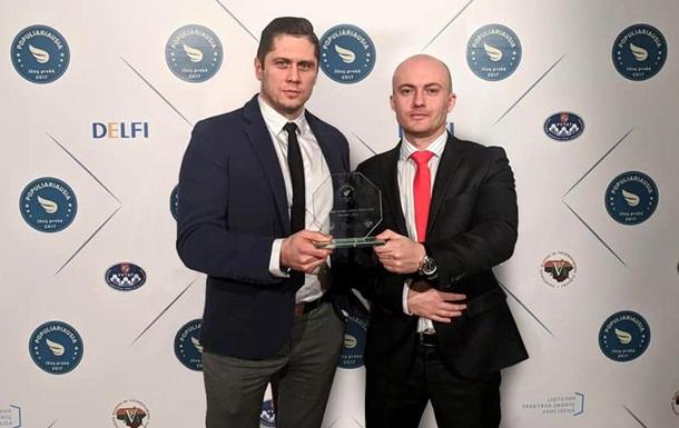 Міжнародний бренд Роллтон став вибором року в Литві
