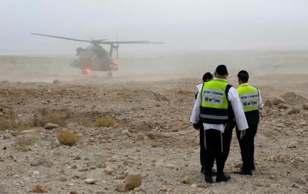 Через повінь в Ізраїлі загинули десять підлітків