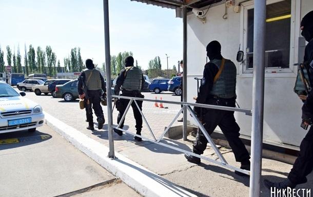 В ГПУ назвали причины обысков в Николаевском морпорту