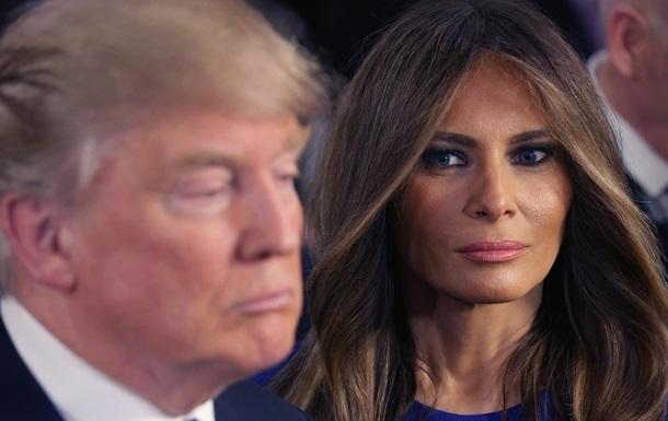 Трамп оставил жену без подарка на день рождения