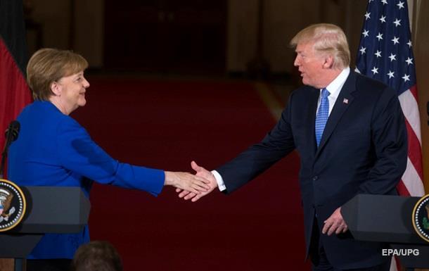 США и Германия тесно сотрудничают по Украине