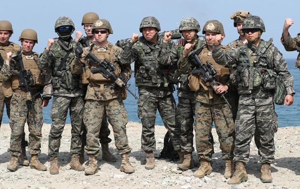 США готові обговорювати виведення військ з Корейського півострова