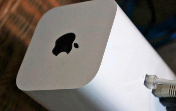 Apple припиняє виробництво роутерів