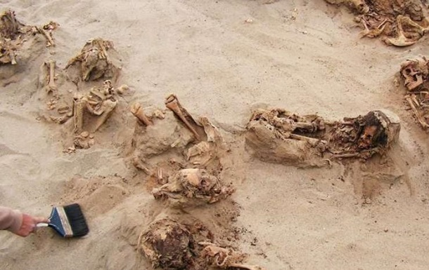 В Перу нашли захоронение принесенных в жертву детей