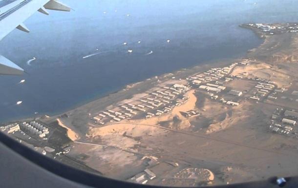 Самолет с украинцами вылетел из Египта - МИД