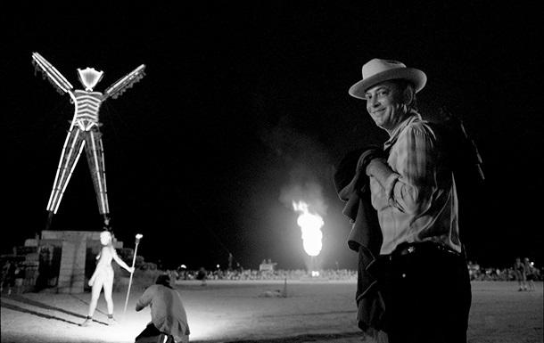 Умер основатель фестиваля Burning Man