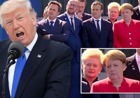 НАТО – Україна. Погром відносин. Порошенко, Меркель, Путін, Клінтон та інші