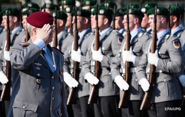 В Германии хотят резко увеличить расходы на армию