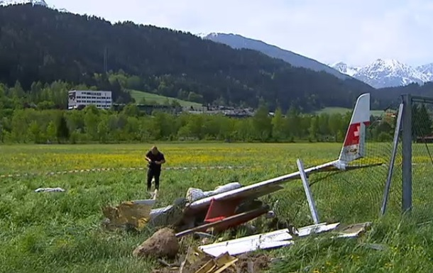 В Австрії розбився літак, загинули дві людини