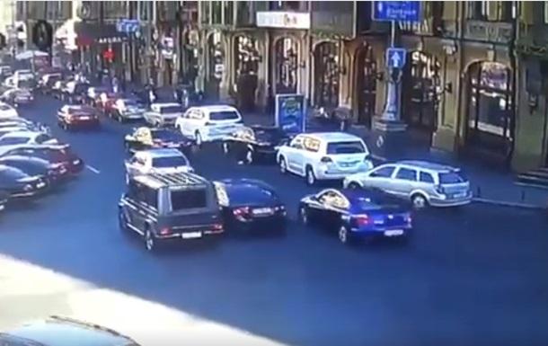 Появилось видео начала конфликта с участием Найема