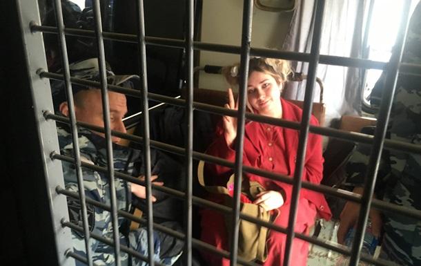 У Москві на першотравневій демонстрації затримали десятки  психоактивістів