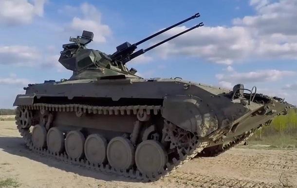 Украина успешно испытала боевой модуль Дуплет