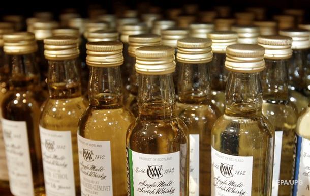 У Шотландії заборонили продаж дешевого алкоголю