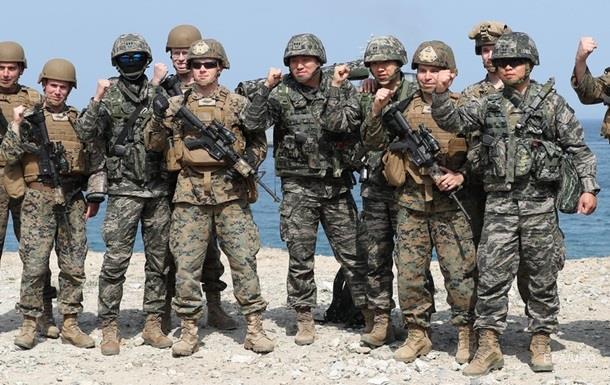Южная Корея не намерена выводить войска США