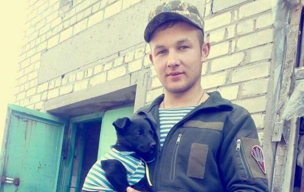 На Донбассе погиб 19-летний военный