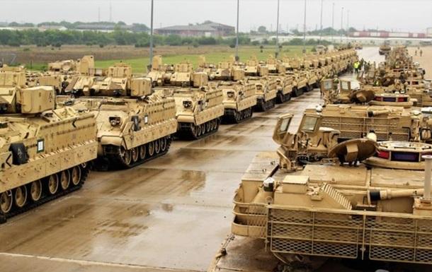 США перекидають до Польщі бронетанкову бригаду
