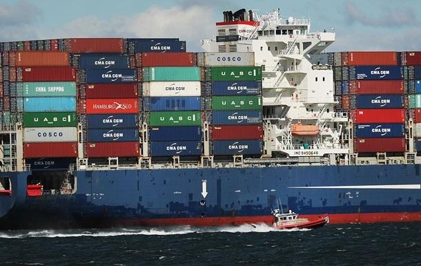 Украина на треть увеличила экспорт в ЕС