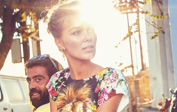 Украинка стала лицом Dolce & Gabbana