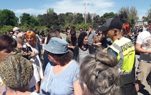 В Одесі сталися сутички: затримано трьох осіб