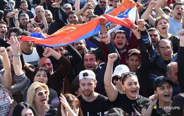 Пашинян закликав прихильників припинити протести