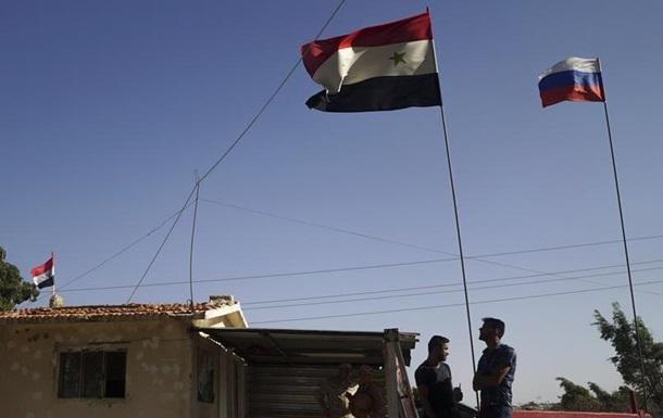 Сирійські повстанці погодилися покинути анклав поблизу Хомса
