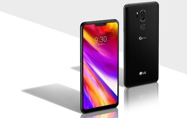 LG представила новый флагман с  монобровью