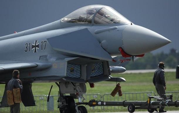 Большинство немецких истребителей Eurofighter не пригодны для полетов - СМИ