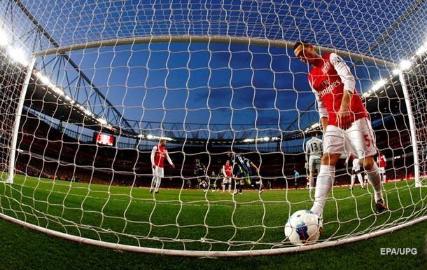 Атлетико М - Арсенал: онлайн-трансляція