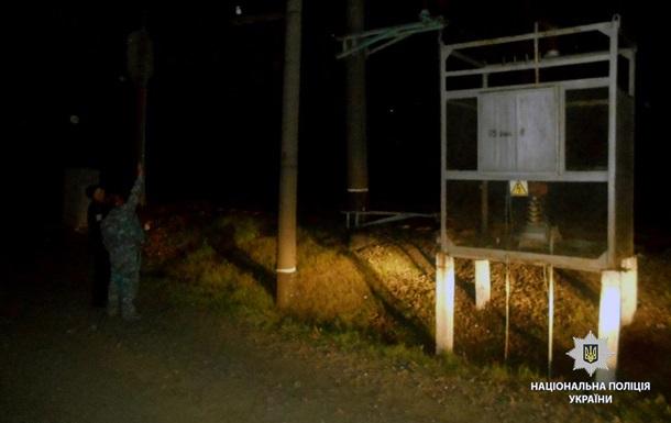 На Харьковщине подросток получил тяжелое поражение током на железной дороге