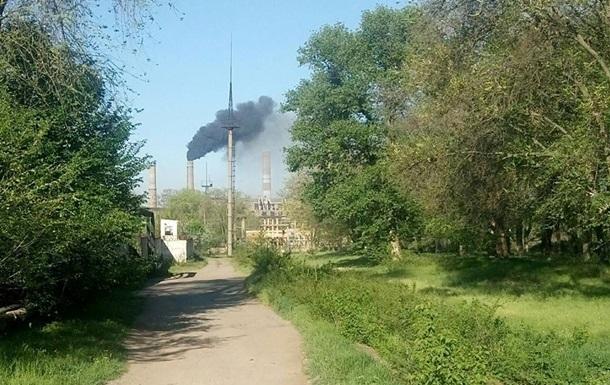 На Придніпровській ТЕС сталася аварія