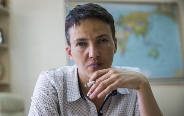 Савченко - «псевдогерой» нашими руками