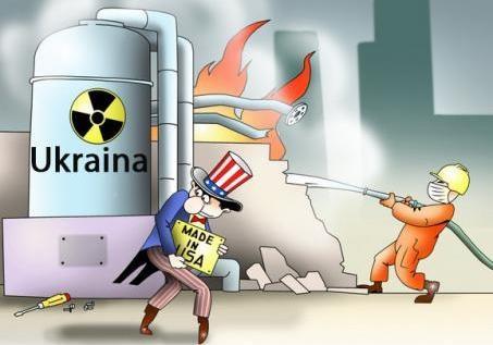 Кто помогает Украине уничтожать АЭС?