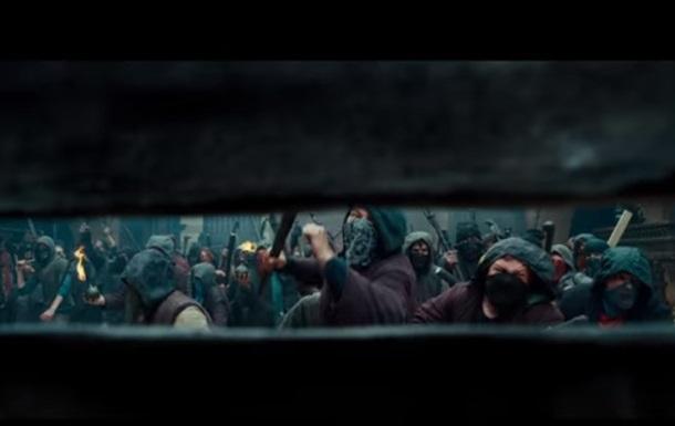 Тизер-трейлер фильма «Робин Гуд: Начало»