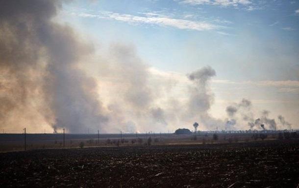 На складах в Балаклее локализовали пожар
