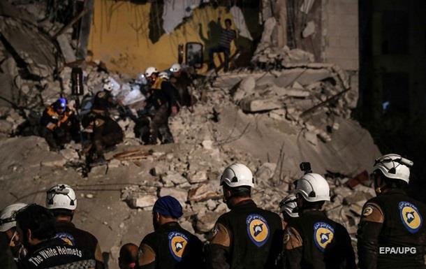 США перестали финансировать  Белые каски  в Сирии